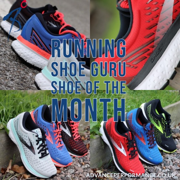 Shoe of the Month October 2020 - Ghost 13