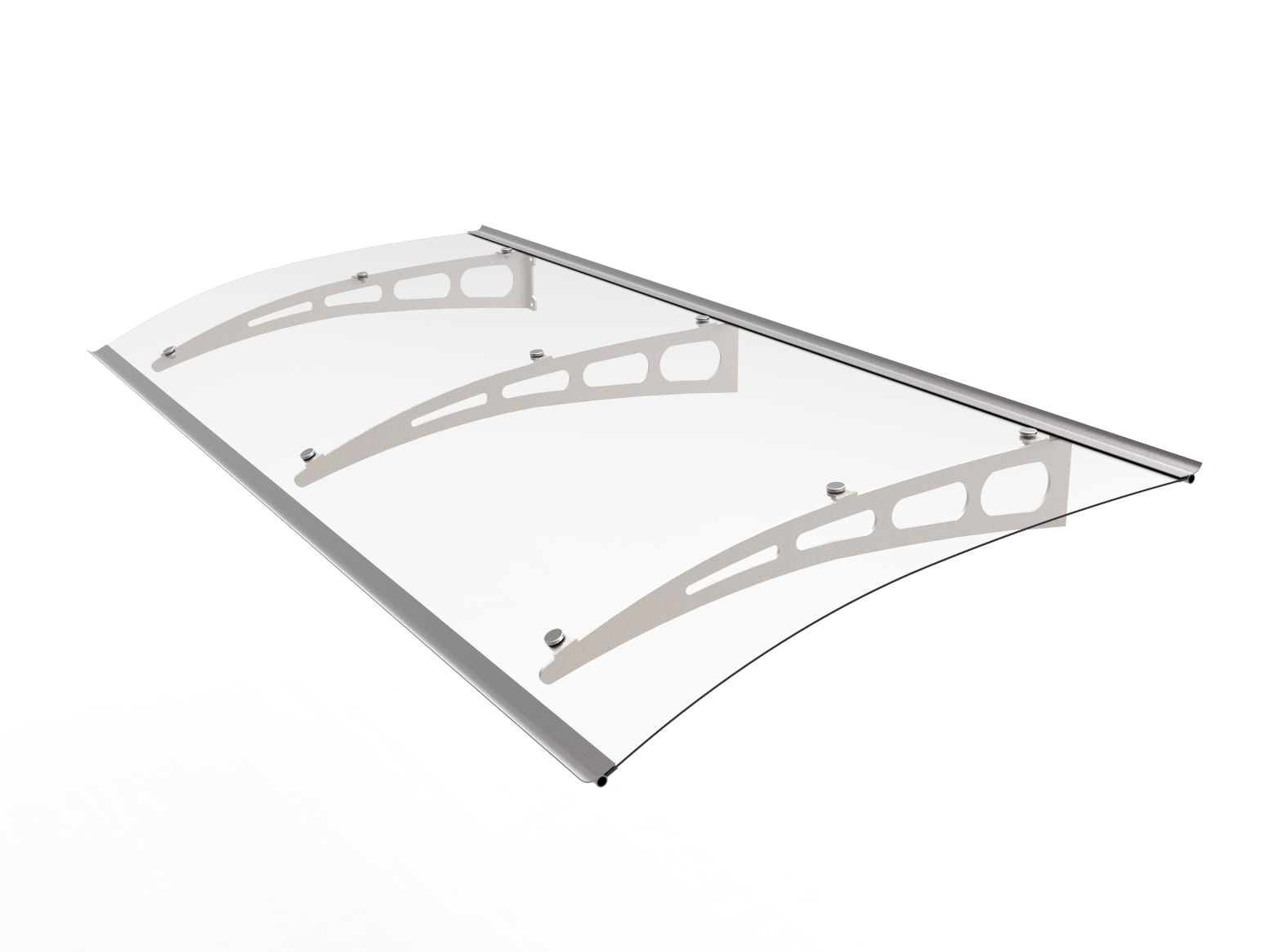 Door Polycarbonate Awning Pa Series
