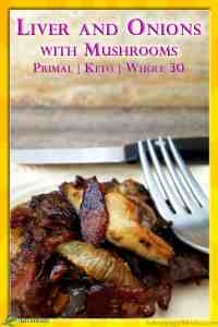 Keto Liver and Onions Recipe