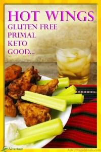 Gluten Free Wings