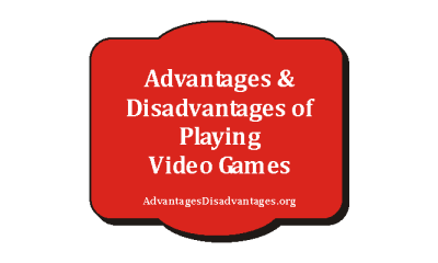 pros and cons of playing video games