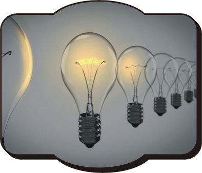 Bulb and energy saver are the best example of today technology world.