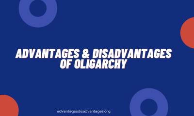 Advantages and Disadvantages of Oligarchy