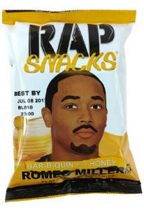 Image result for lil romeo rap snacks