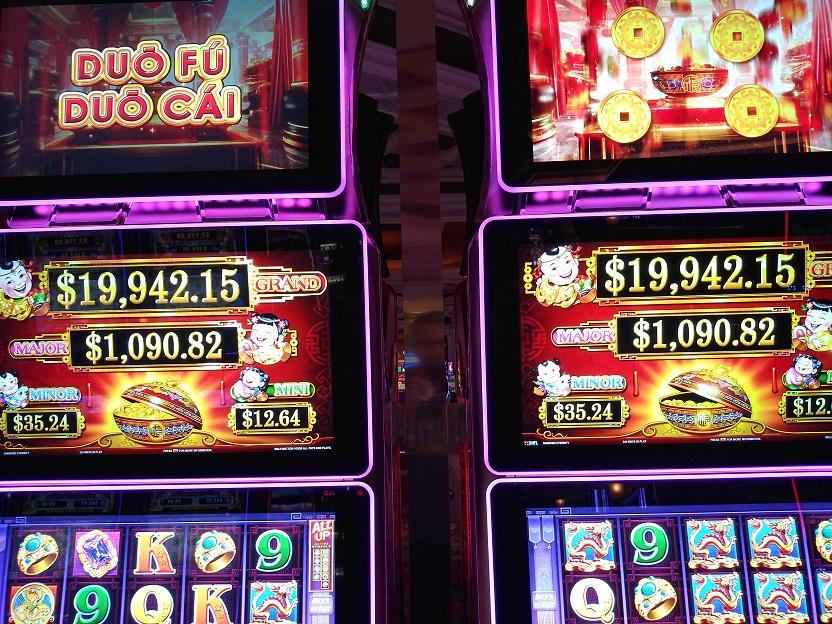Shfl Advantage Play Slot Machines