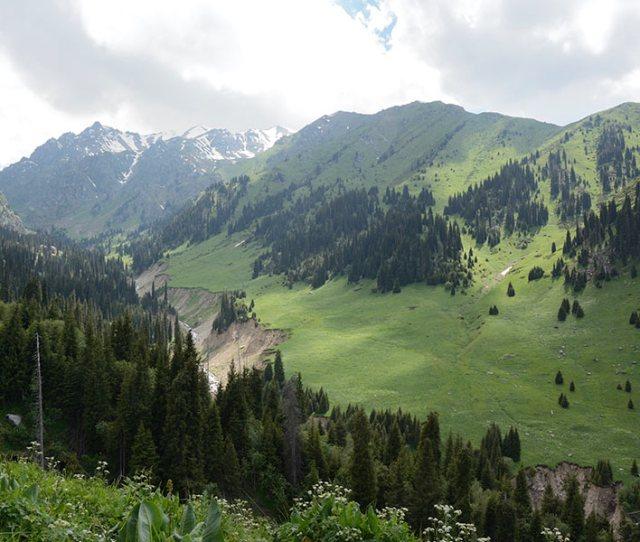 Medeo Almaty Vicinity Kazakhstan