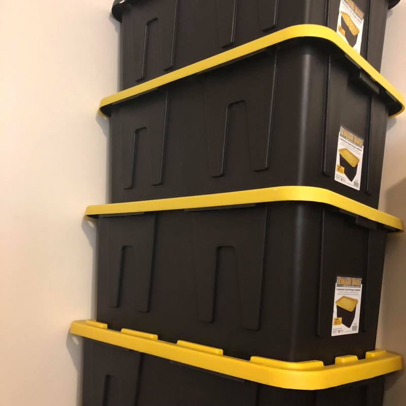 tough box storage containers