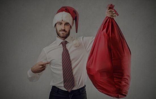 Julekalender for menn – Lag julekalender selv til han