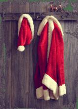 Klær til julenissen