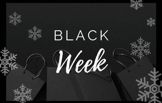 Black Week 2019 – Gode tilbud og salg hele uken