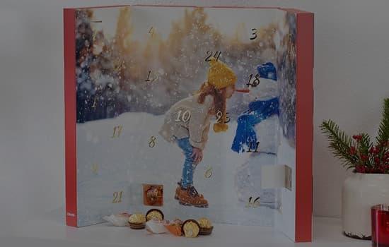Foto-julekalender | Adventskalender med egne bilder