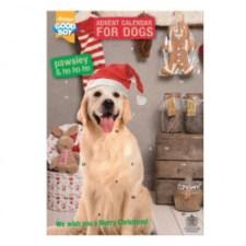 Julekalender med hundesjokolade