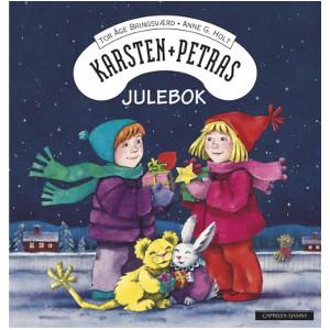 Karsten og Petra Julebok