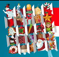 Julekalendere på nett i 2018 – Topp 5