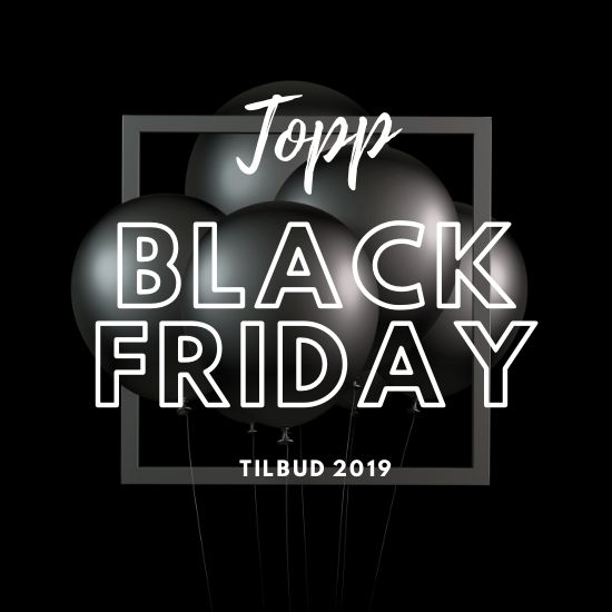 Top Cyber Monday / Black Friday tilbud 2019