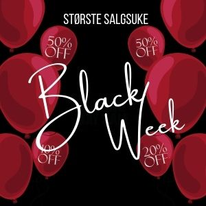 Black Week & Pre Black Week 2020 | Gode tilbud og salg hele uken