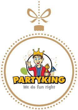 Partyking Logo Julekule