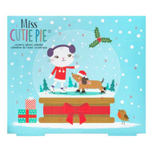 Miss Cutie Pie Julekalender med sminke