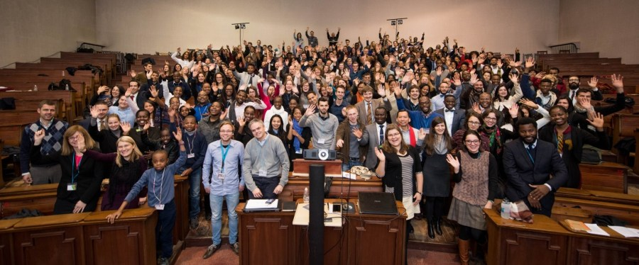 Youth Congres 2016, total group