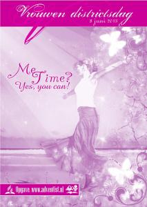 Me time? Yes you can!