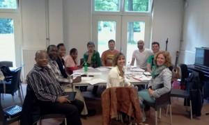 Plantersweekend 15-16 juni 2013 bespreking groepsprofiel