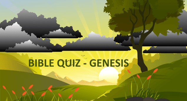 40 Genesis Bible Quiz Questions for Youth Programs with Answers