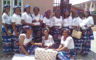 Adventist Women Ministry in Delta visits community hospital (Photos)