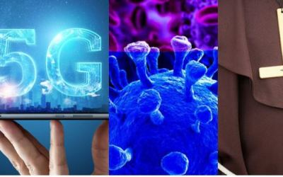 5G, Covid-19 and the Coming Of The Antichrist