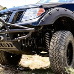 Nissan Reminds Us The Frontier Exists With Rad New Off Road Build
