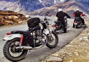 Manali Leh Motorbike Tour