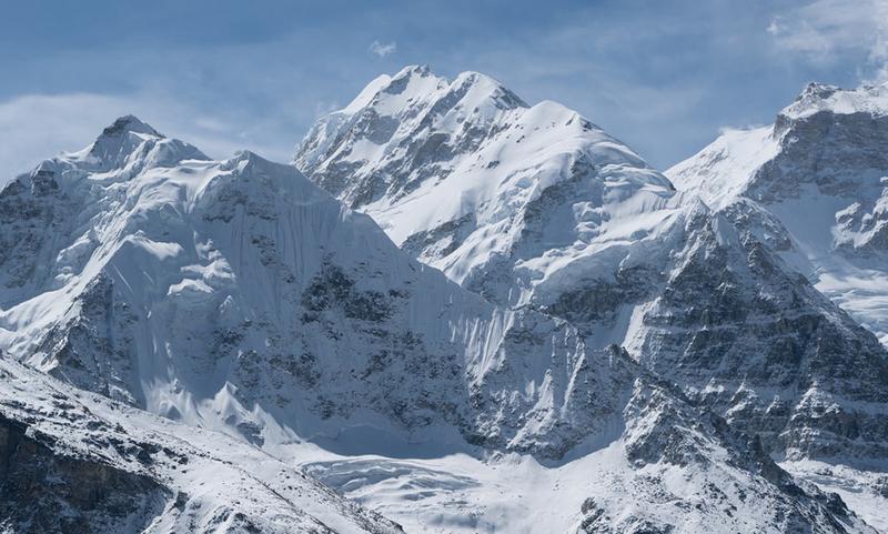 Mt. Jopuno Climbing