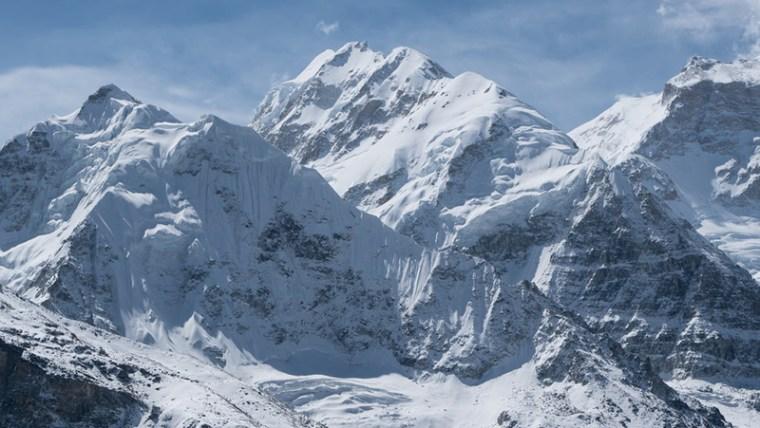 Mt. Jopuno Climbing Expedition