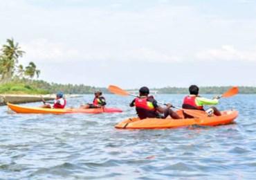 Kerala Village Kayaking