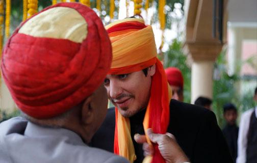 Sari & Turban Tying Lessons