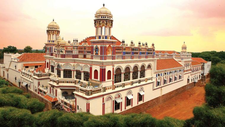 Heritage Escape Karaikudi