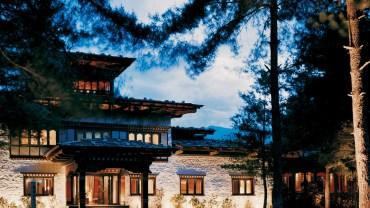COMO UMA Hotels Bhutan