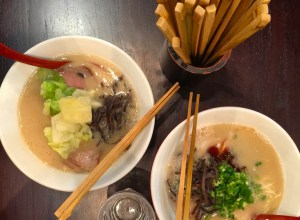 Hong Kong Food: Butao Ramen