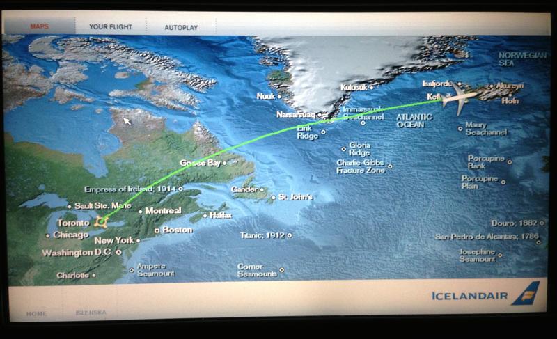 24 Hours in Reykjavik Iceland Air