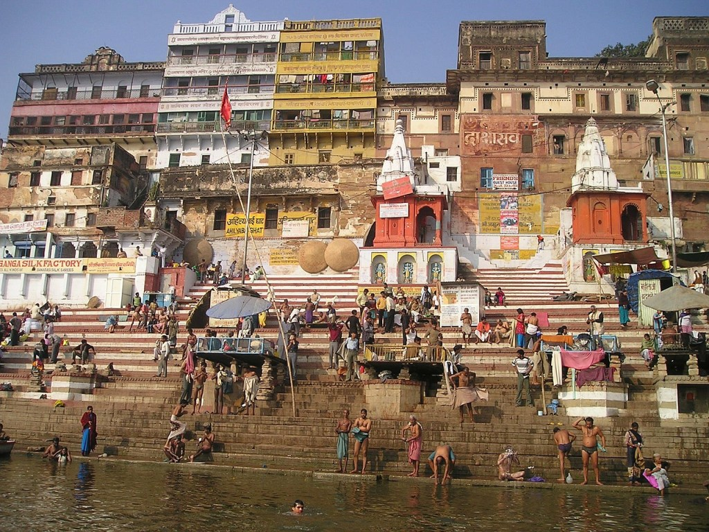 India Itinerary Ganges River