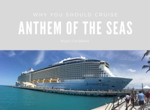 Why You Should Cruise Anthem of the Seas
