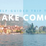 Self-Guided Trip to Lake Como