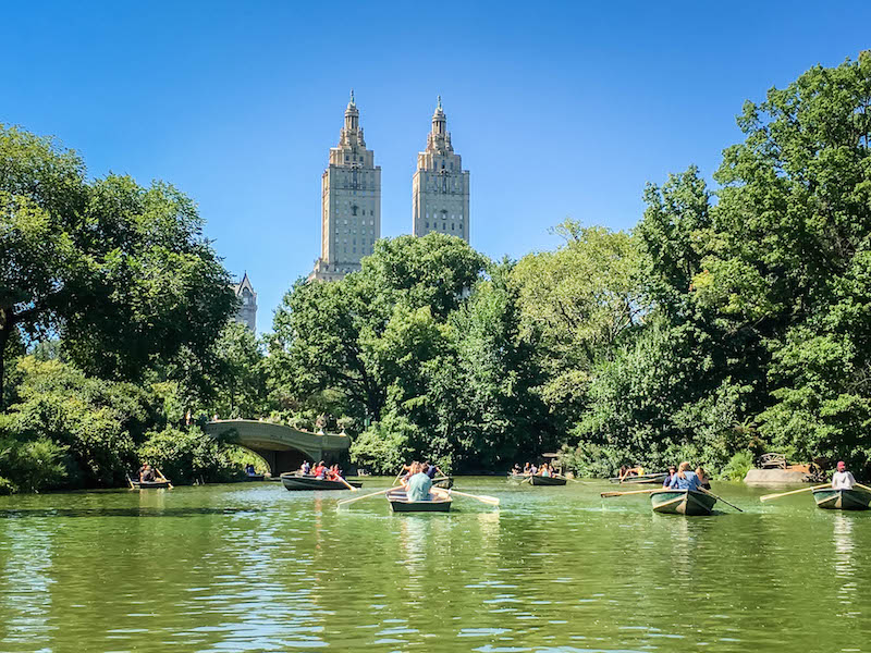 NYC Itinerary Central Park