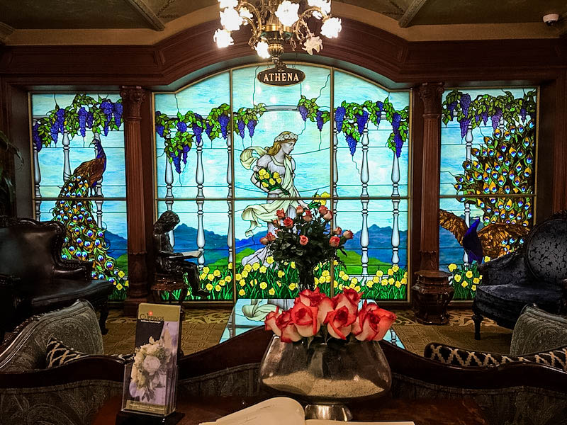 The Prince of Wales Hotel Lobby