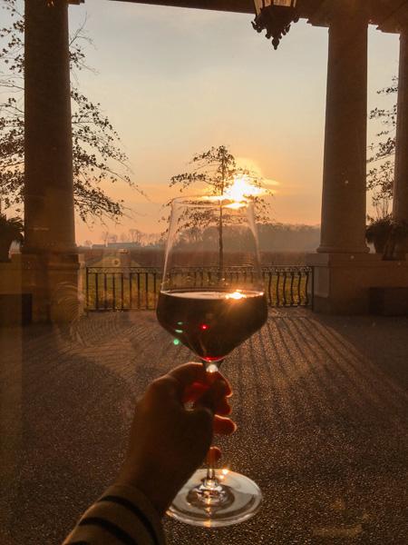 Two Sisters Vineyards Wine