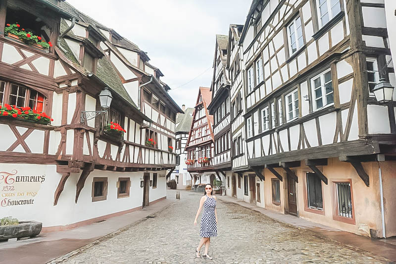 Vibrant Palette of Alsace_Petite France Strasbourg