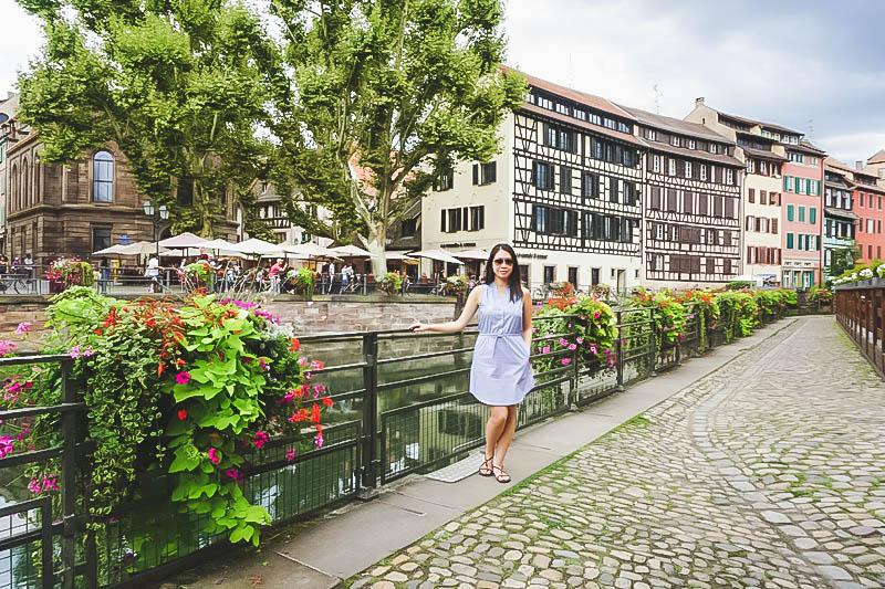 Vibrant Palette of Alsace_Strasbourg Petite France