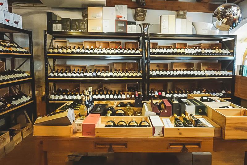 Vibrant Palette of Alsace_Wine Cellar