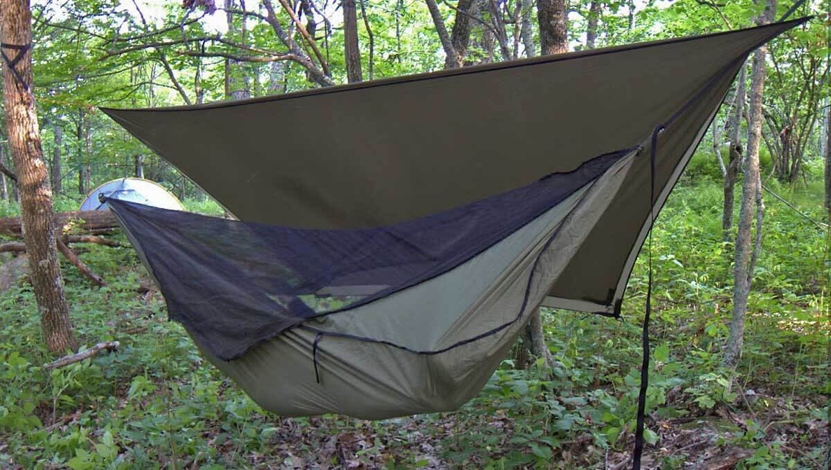 Many People Find Sleeping In A Hammock Far More Comfortable Than Sleeping  On The Ground, Regardless Of The Terrain Underneath.