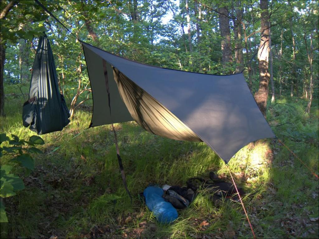 Types of Backpacking Hammocks