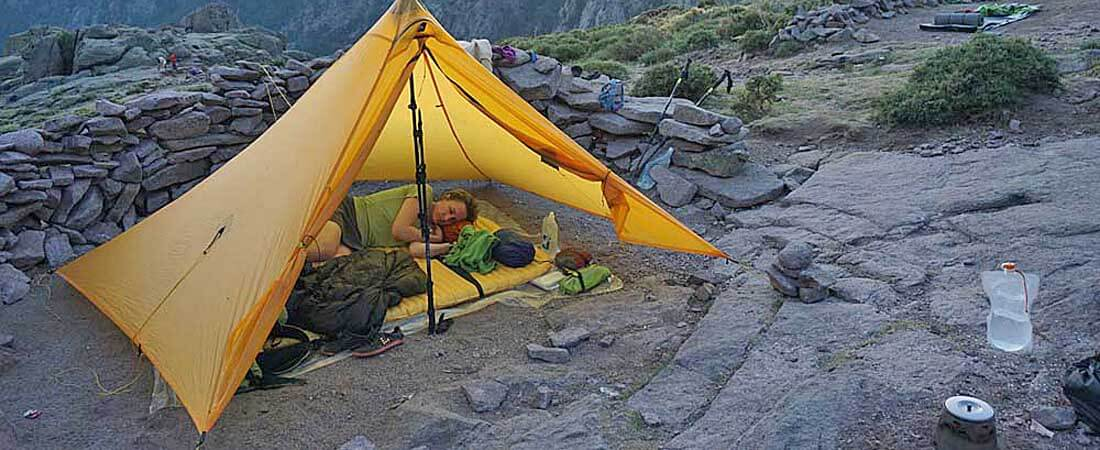 Possibly the best all-around lightweight shelter is a pyramid shelter. I have used Pyramid Shelters on trips to Alaska Patagonia the Sierras ... & Recommended Tents Tarps and other Shelters - Adventure Alan